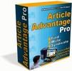 Thumbnail Article Advantage Pro