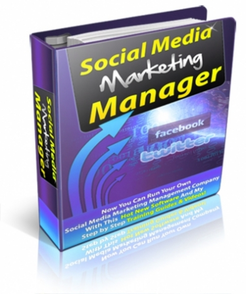 Product picture Social Media Marketing Manager
