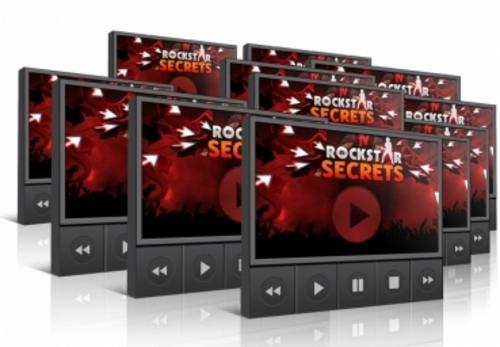 Product picture JV Rockstar Secrets (mrr)