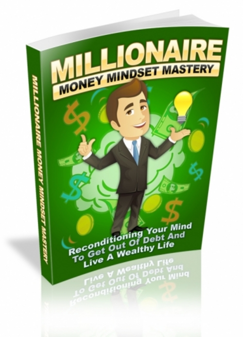 Product picture Millionaire Money Mindset Mastery (mrr)