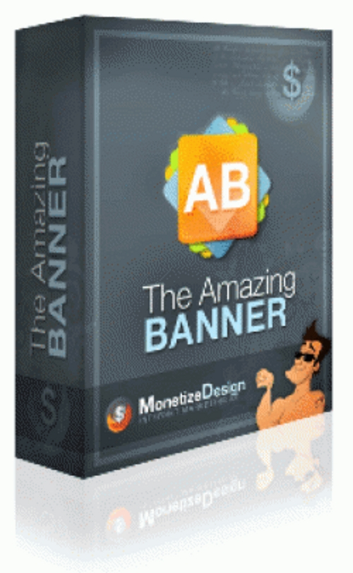 Product picture The Amazing Banner