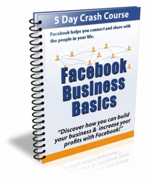 Product picture Facebook Business Basics