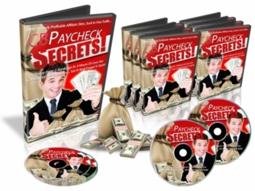 Product picture Advance CB Paycheck Secrets (mrr)