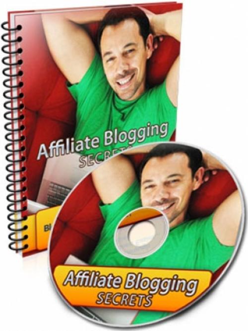Product picture Affiliate Blogging Secrets