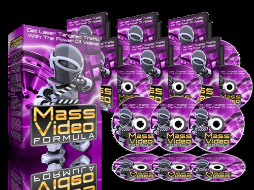 Product picture Mass Video Formula (MMR)