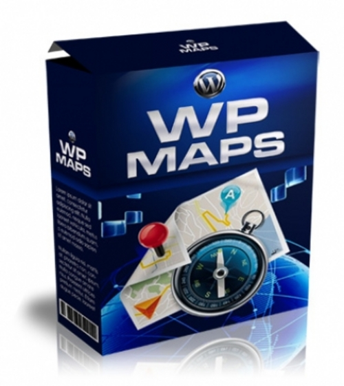 Product picture Wp Maps Plugin Master Resale Rights