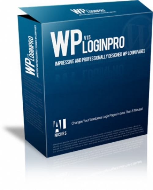 Product picture WP Login Pro (mrr)